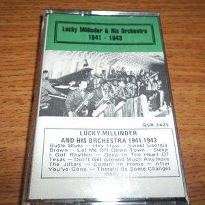 LUCKY MILLINDER 1941-1943 CASSETTE